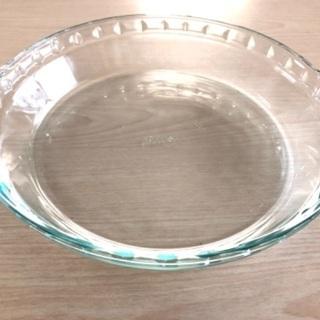 パイレックス 耐熱ガラス皿
