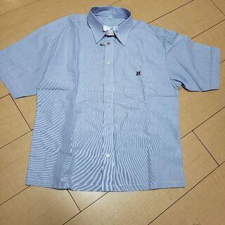 ★弘前東高等学校★男子Yシャツ半袖2枚・M