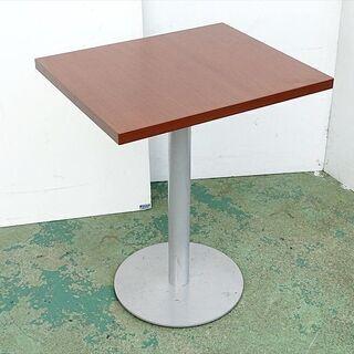 山口)下松市より パブリック カフェテーブル 幅60×奥行50×...