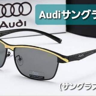 Audiサングラス  スポーツゴールド  【偏光&UV40…