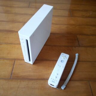 Wii本体 コントローラー 各種ケーブルセット