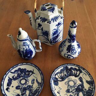 ベトナム製陶器