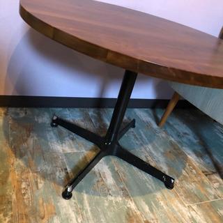 1人掛けソファー2脚&テーブル セット - 家具