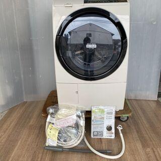 【稼働品】HITACHI/日立☆ドラム式洗濯乾燥機 ☆BD…