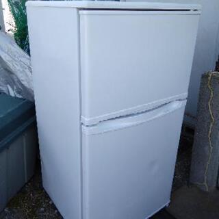 YAMAZEN 冷蔵庫 86リッター