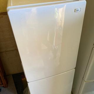 ハイアール 冷凍冷蔵庫 2017年製 148リットル