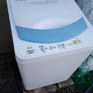 National 洗濯機 4·2キロ