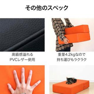 犬用ステップ 座椅子 クッション - 家具