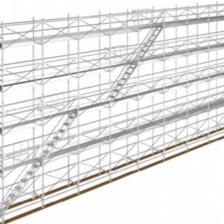 ☆建設現場での足場の組み立て作業です 見習い1万2千円から…