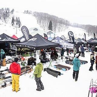3月28日に苗場スキー場に滑りに行きませんか?