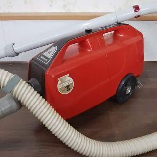 昭和レトロな掃除機