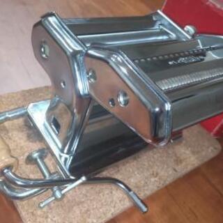 製麺機 パスタ LUSSO