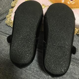 petit main(プティマイン)フォーマルシューズ 女の子18cm - 靴/バッグ