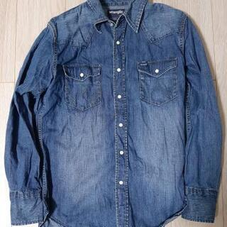 Wranger ジーンズシャツ