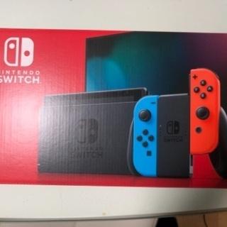 ��新品未開封スイッチ【新モデル】Nintendo Switch...