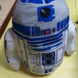 スターウォーズ  R2-D2 ぬいぐるみ 40cm ギガジャンボ...