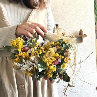 【ネット決済】受注制作リースブーケ