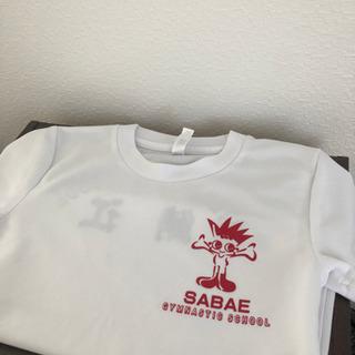 レオタードとパンツとTシャツ