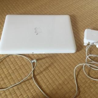 [ジャンク品]中古MacBook 電源アダプタ付き