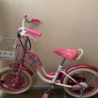 プリキュア 子供用 自転車 16インチ