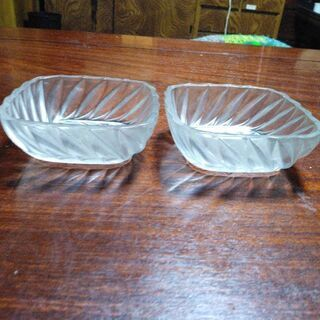 ガラス製食器(中古)(ご予約済)