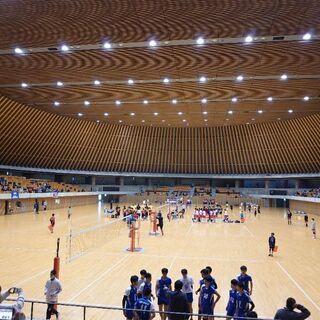 静岡フィールズ中学生男子6人制バレーボール メンバー募集