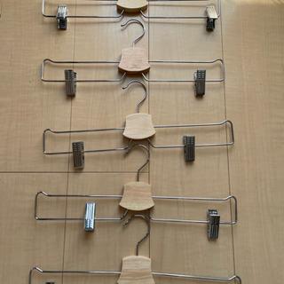 IKEA ハンガー 5本セット