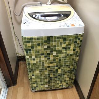 【近々投稿削除予定】東芝 6㎏洗濯機