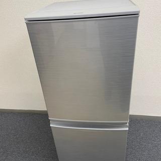 SHARP 冷蔵庫 137L 2016年製 AR032505