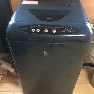 洗濯機 4.2