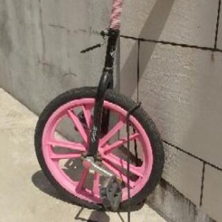 取引中 0円 期間限定 一輪車 の画像