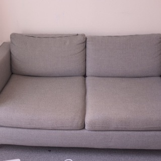 ≪大型商品≫ALAMEDA SOFA 2P LIGHT GRAY...