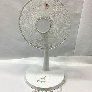 美品 扇風機  ZEPEAL ゼピール DL-J100H …