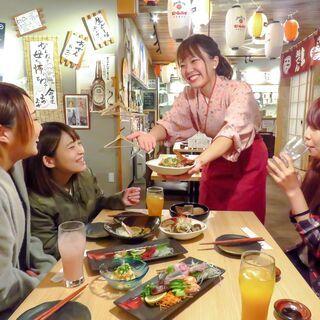 【熊本市内・光の森・武蔵塚】居酒屋のアルバイト求人