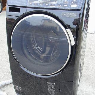 パナソニック ドラム式全自動洗濯機 NA-VD210L 6.0k...