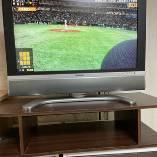 【ネット決済】シャープ AQUOS 液晶カラーテレビ 32型