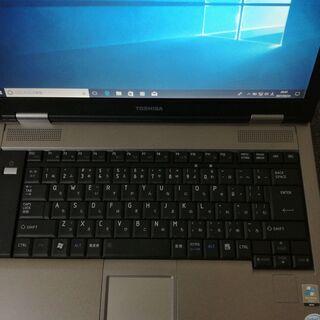 (代引可能)WIN10 TOSHIBA dynabook  K21 186C/W - パソコン