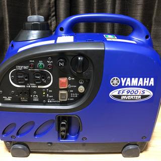 YAMAHA  EF900is 発電機《携行缶付き》