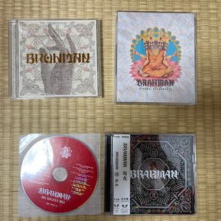 BRAHMAN ブラフマン CD 4枚