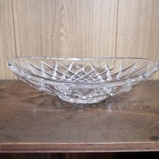 ガラス製フルーツ皿