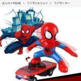 【ネット決済】スパイダーマン ラジコン