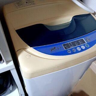洗濯機 LG 4.7キロ