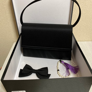 フォーマルバック 冠婚葬祭 - 靴/バッグ