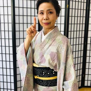 オンライン☆キレイで健康に!日本舞踊教室