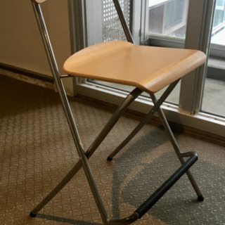 IKEA フランクリン ハイチェア 折りたたみ椅子 北欧 椅子 ...