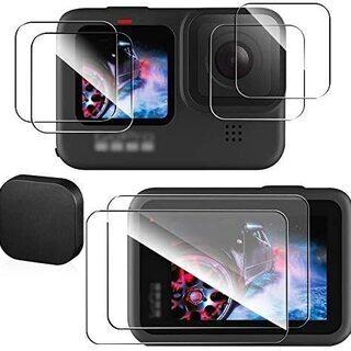 【新品・未使用】GoPro Hero9 用フィルムセット(1枚ずつ)