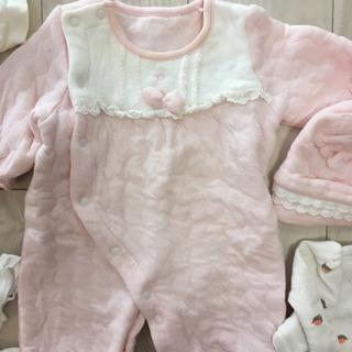 新生児 肌着 50-60 70 80 女の子 まとめ売り − 愛知県