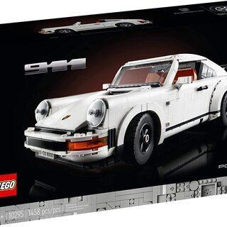 レゴ(LEGO) クリエイターエキスパート ポルシェ911 10295