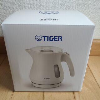 【新品未使用】タイガー 電気ケトル 1.0L