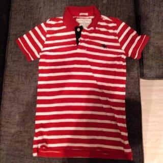 muscleMサイズのレディースポロシャツ